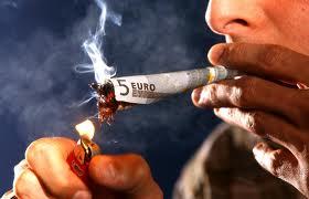 Die Tabakabhängigkeit der Teenager